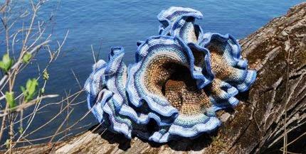 hyperbolic crochet