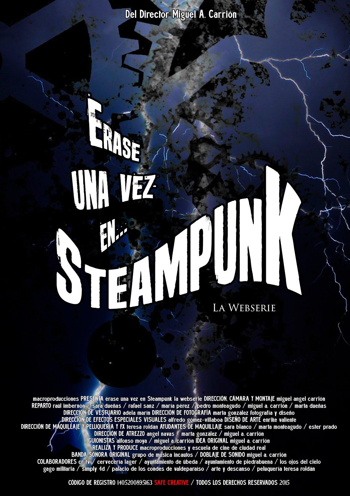 Érase una vez en Steampunk