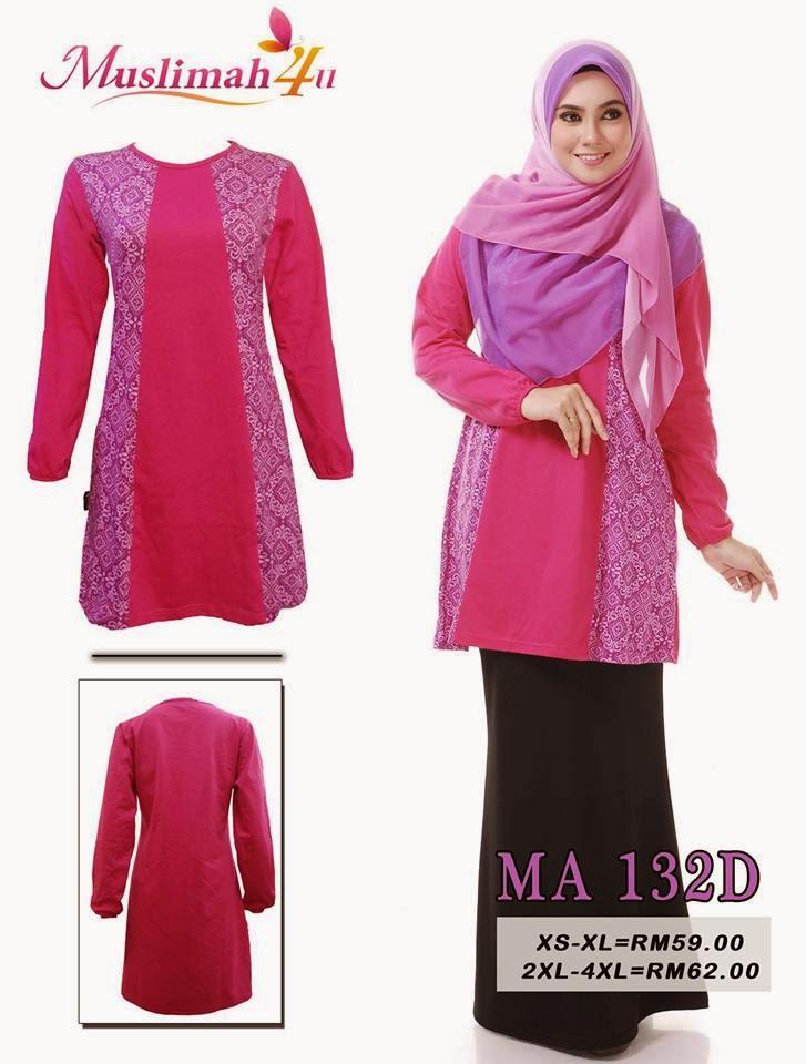 T-shirt-Muslimah4u-MA132D