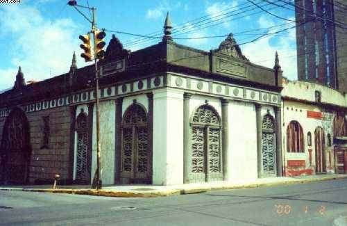 Architecture Costa Rica2