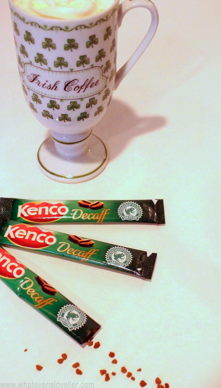Celebrate St. Patrick's Day with an Irish Coffee
