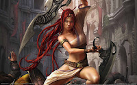 Heavenly Sword Video Game Wallpaper 24