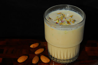 Recipe Badam Milk