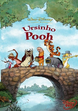 O Ursinho Pooh - Blu-Ray Filmes Torrent Download capa