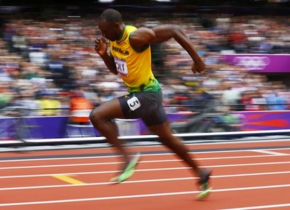 Fibras Musculares de Usain Bolt