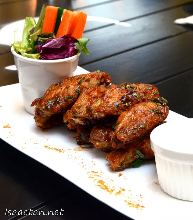 #7 Flightless Wings (Mango Barbeque) - RM24