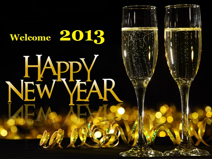 new year wallpapers 2013 multi star