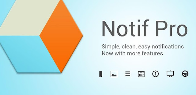 Notif Pro v0.4.3 APK