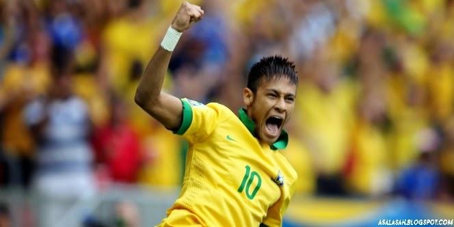 Neymar Cuma Perlu 1 Goal Lagi untuk Samai Rekor Ronaldo
