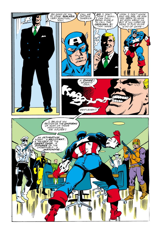 Captain America (1968) Issue #350 #282 - English 20