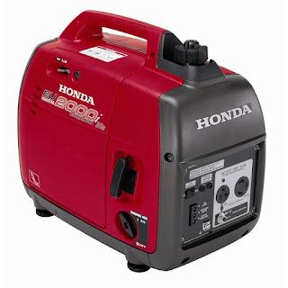 Genset Honda EU2000i