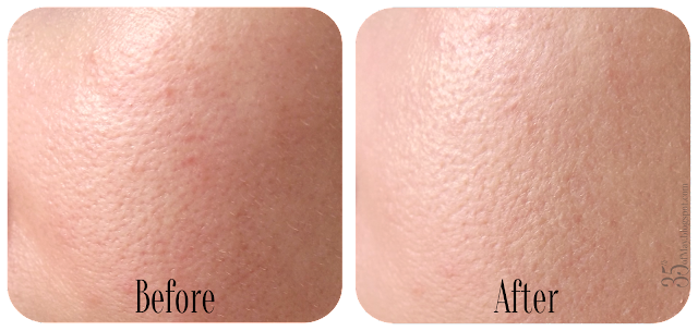 The Face Shop Face It Power Perfection BB Cream in #1 Light Beige review b&a