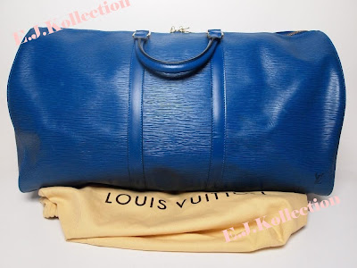 Louis Vuitton Epi Keepall - Japanese Super Fake