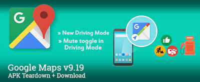 Google Maps Got One More Update v9.19.1 with New Shortcut Feature & New Timeline Settings : Download APK