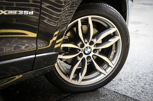 2014 BMW X3 xDrive35d M Sport