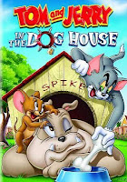 Tom And Jerry In The Dog House (2012) DVDRip 450MB