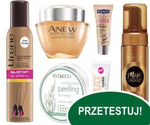 Przetestuj zestawy kosmetyków od AlejaKobiet.pl
