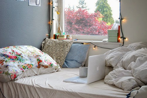 Slaapkamer Muur Pimpen : iMajorie: Room Inspiration