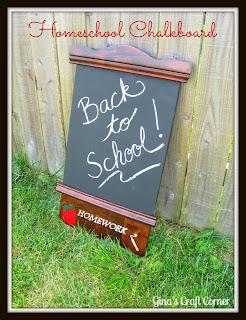 Homeschool Chalkboard