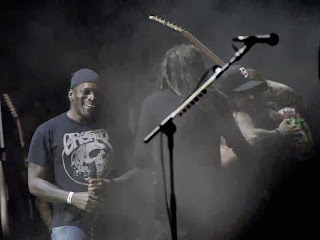 Sepultura e Korn no Monsters of Rock 2013