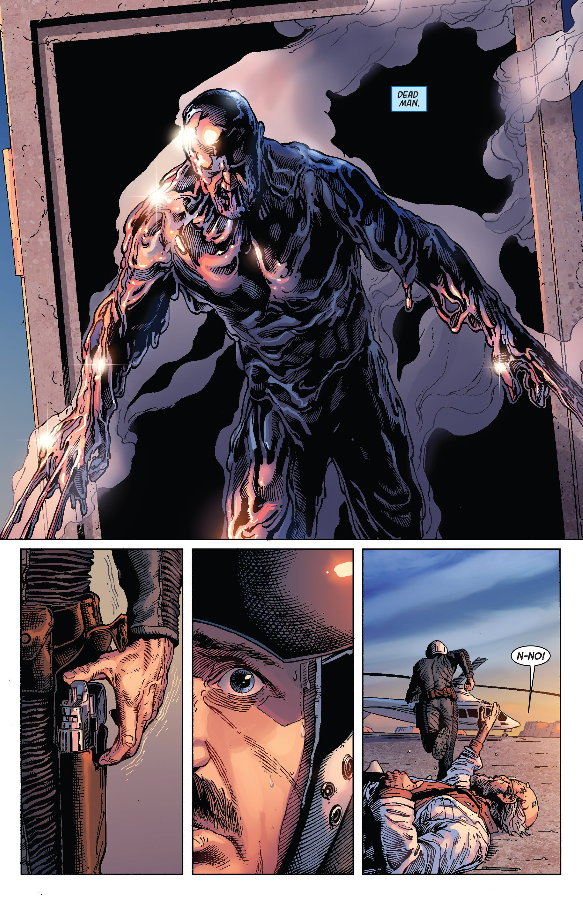 Death of Wolverine Issue #4 #4 - English 19