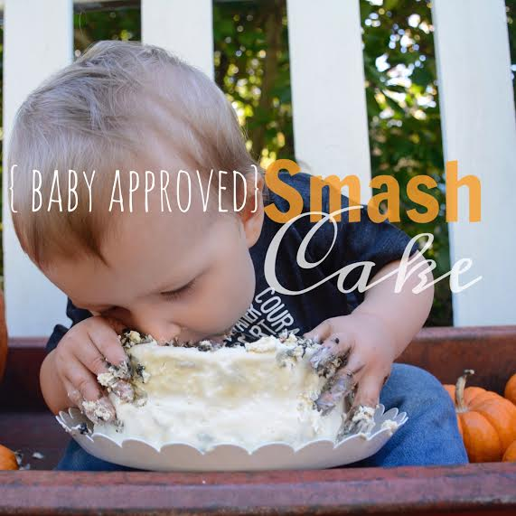 Nestful of love Baby Approved Healthy Smash Cake