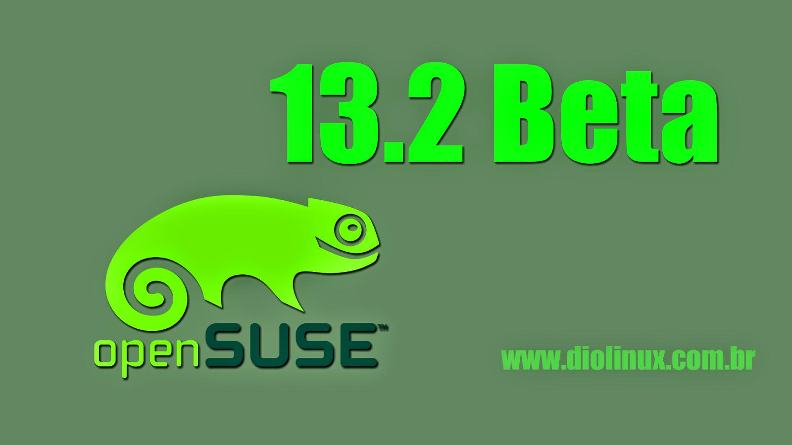 Lançado openSUSE Beta