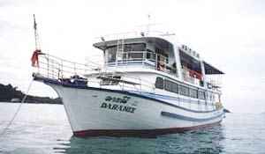 Cheap Similan Liveaboard