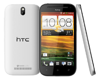HTC ONE SV price and specs