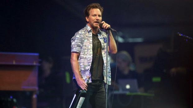 Eddie Vedder's Tirade on Israel