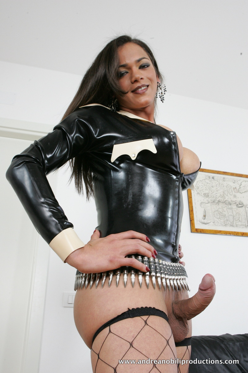 black shemale miss mink