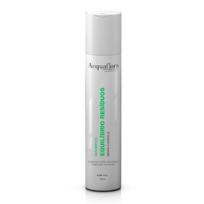 shampoo antirresiduos acquaflora