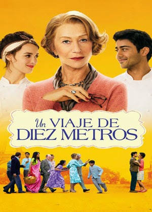 Un Viaje de Diez Metros (2014)