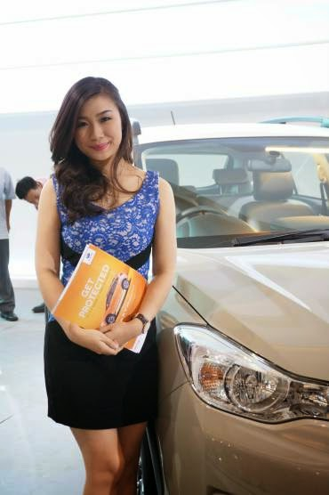 SPG Subaru IIMS 2014