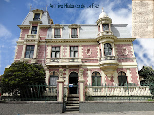 Archivo de La Paz