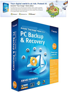Acronis True Image Home 2012 15.0.0 Build 7119 Final