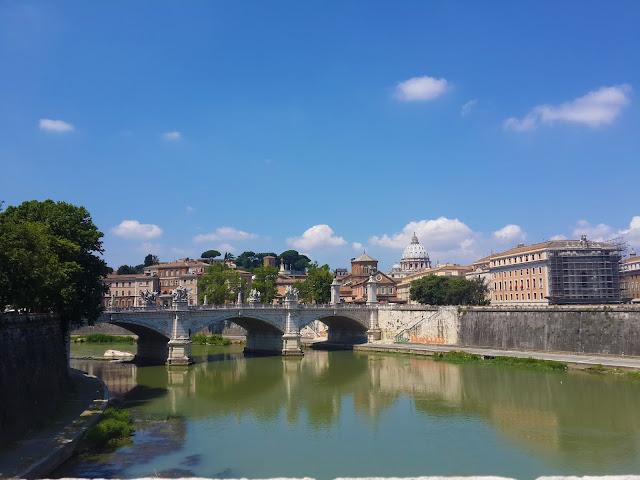 замок ангела рим