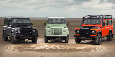Land Rover Defender новости 977.by