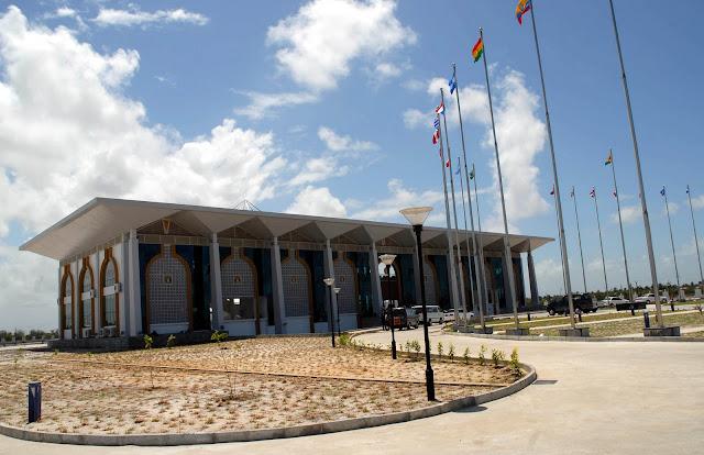 Imag Georgetown-Guyana