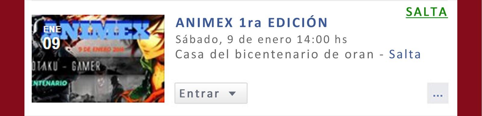 Eventos de Anime Argentina