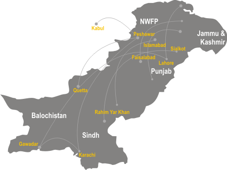 The Your Web Pakistan Map Pakistan Maps Pakistan Map Images - Map pakistan