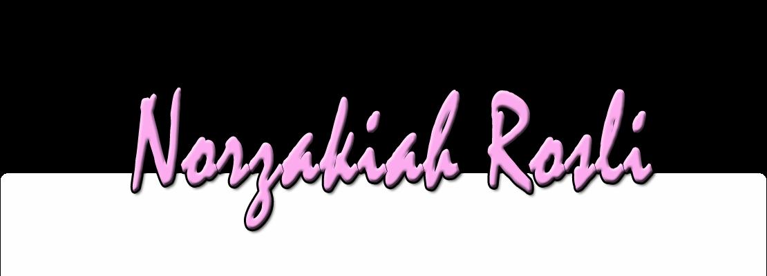 NORZAKIAH ROSLI