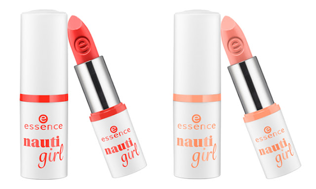 "Review of the essence cosmetics trend edition ""Nauti Girl"""
