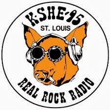 How One Bad Pig got its band name - Sweet Meat - KSHE-95 logo