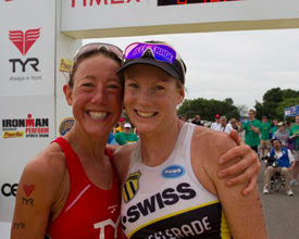 WELLINGTON Y CAVE: EN KANSAS 70.3