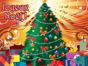 cartes de vœux Noël 2016-joyeux noël 2016