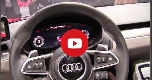 Audi Nanuk Quattro V10 concept
