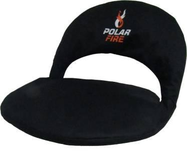 Hardwater new 2011 2012 ice fishing gear from for Fishing bucket seat