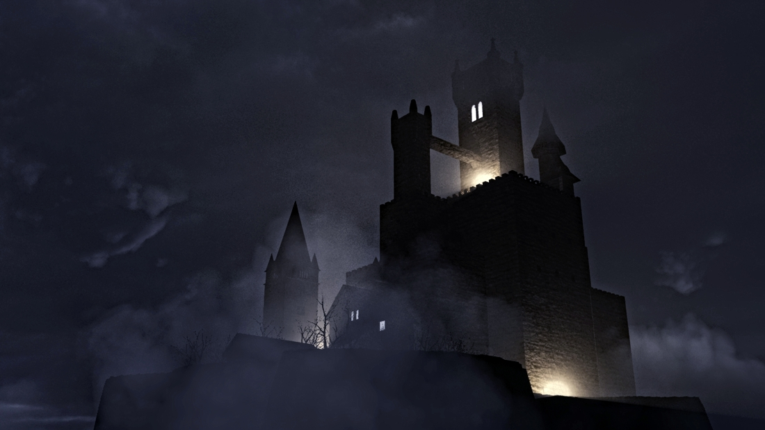gothic castle 3 by - photo #30
