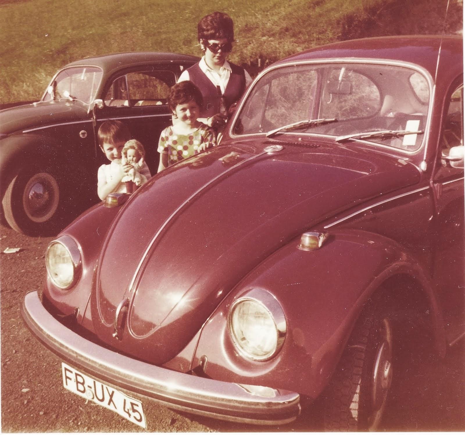 unser erster VW